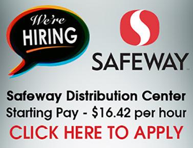 Safeway Recruiting