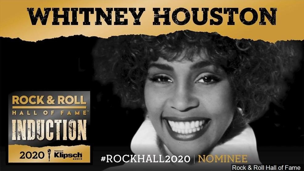 Whitney Houston's Family Remembers the Music Icon with an 'Everlasting Voice' as she is Posthumously Inducted Into the 2020 Rock and Roll Hall of Fame